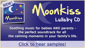 """Moonkiss"" Lullaby CD"